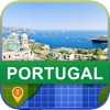 Оффлаин Португалия Карта - World Offline Maps