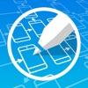 AppCooker - Prototyping & Mockup Studio for iOS (AppStore Link)