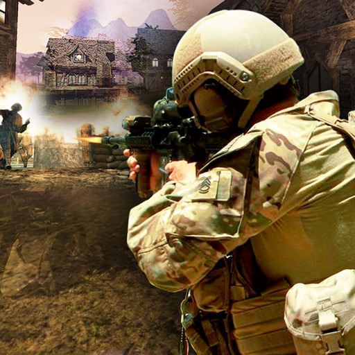Frontier Marine Commando: Delta Veteran Sniper iOS App