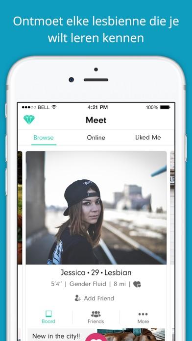 her nå dating app