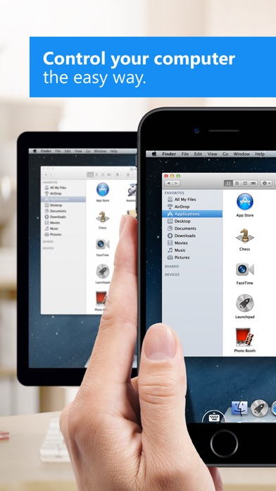 Teamviewer remote control on the app store iphone screenshot 1 sciox Gallery