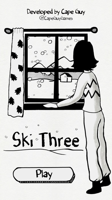 Ski Three Screenshot