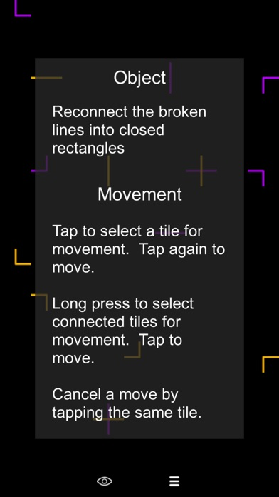 Broken Lines Screenshot