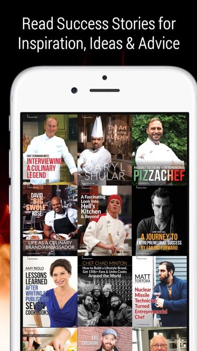 Entrepreneurial Chef review screenshots