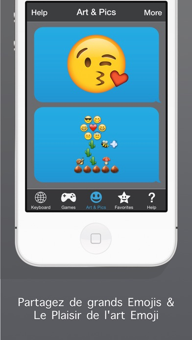 Emojis for iPhoneCapture d'écran de 2