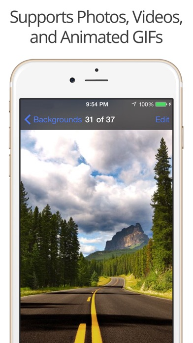 Screenshots of Private Photo Vault Pro for iPhone