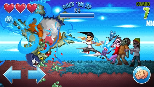 Rockabilly Beatdown Screenshot