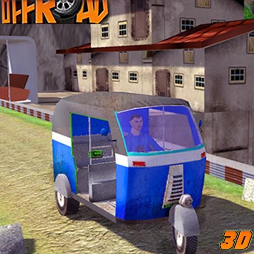 Off Road Auto Rickshaw iOS App