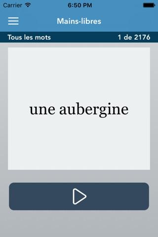 French   Korean - AccelaStudy® screenshot 4
