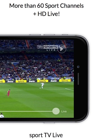 sport TV Live - Television screenshot 3