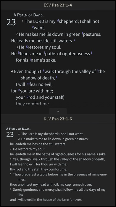 Nlt Study Bible By Olive Tree review screenshots