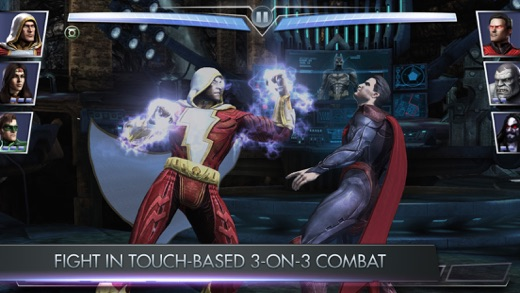 Injustice Gods Among Us On The App Store - Injustice god among us buttom map