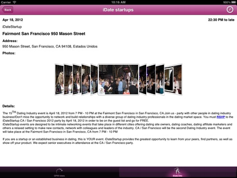 Istantanea iPad 3