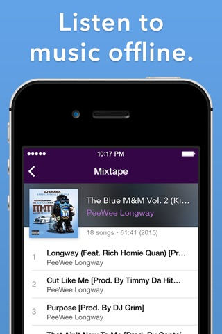 Spinrilla - Mixtapes & Music screenshot 3