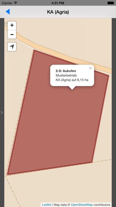 Screenshot von AO mobileDoc4