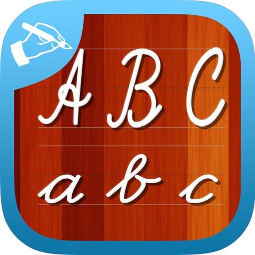 Grund Schreibschrift lernen abc englisch Alphabet 123 schreiben ...