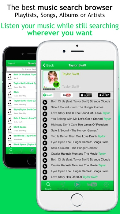 Youtify for Spotify Premium Screenshot 1