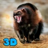 Wild Wolverine Simulator 3D Full wolverine hunting boots