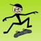 Stickman Skater Free