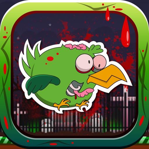 ZomBird - The Graveyard Flap iOS App
