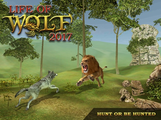 Волк: волки охота симулятор жизни корма и расти для iPad