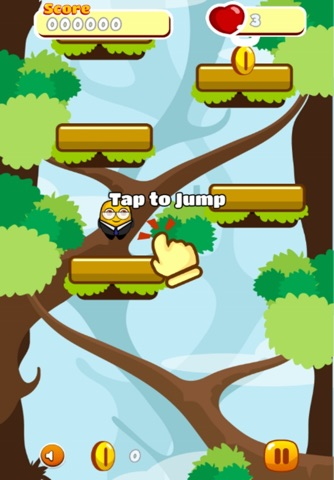 Sky Jumper Game - King of the Hill screenshot 3