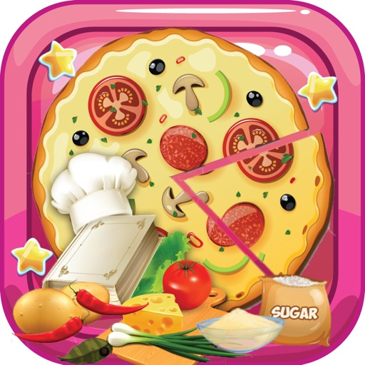 My Chef Pizza Maker Game iOS App