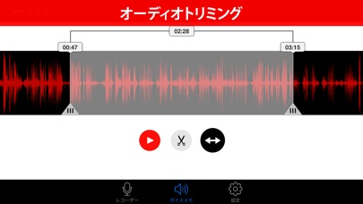 Voice Recorder - HDオー... screenshot1