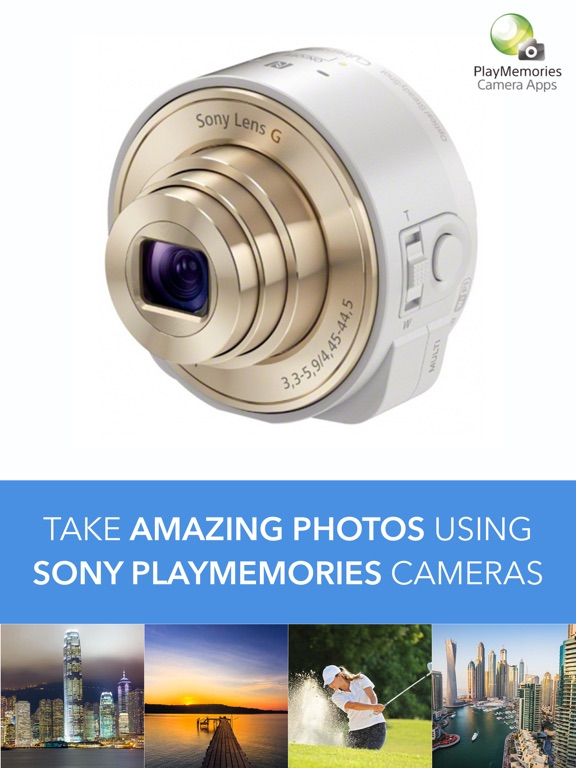 GoCamera for Sony PlayMemories Screenshots