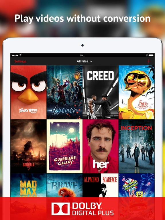 ProPlayer - the video player IPA Cracked for iOS Free Download
