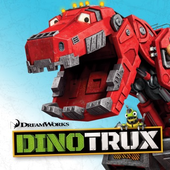 Dinotrux: Trux It Up! app for iphone