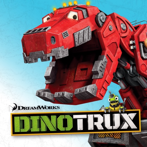 Dinotrux: Trux It Up! app for ipad