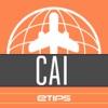 Kairo Reiseführer mit Offline Stadtplan und Karte