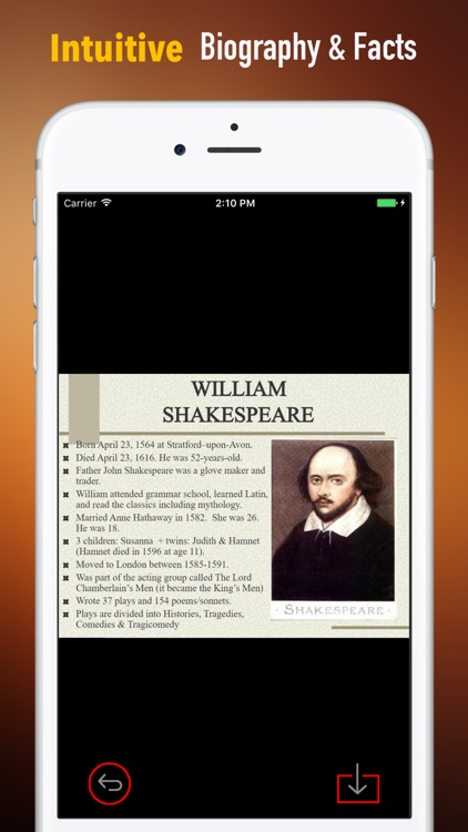 Biography and Quotes for William Shakespeare by Feng Zhang