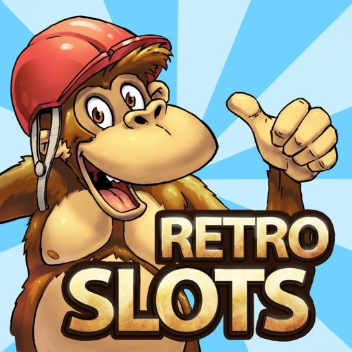 Retro Slots: free online casino game iOS App