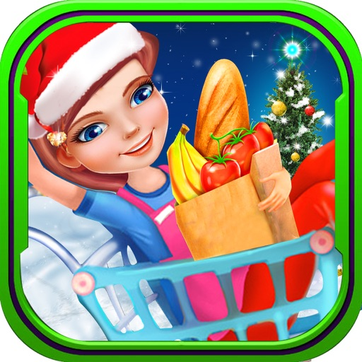 Christmas Shopping : Dress-up & Cooking games PRO iOS App