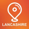 Lancashire, UK - Offline Car GPS