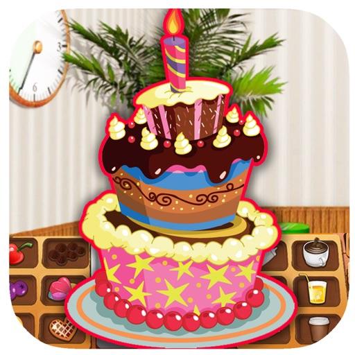 Restaurant Games For Cake Cafe Version iOS App