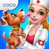 Doctor Fluff Pet Vet - Animal ER simulator