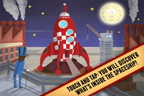 Turutu A trip to the moon screenshot 2