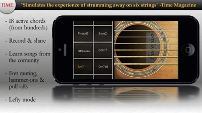 Guitarism - Pocket Guitar Screenshots