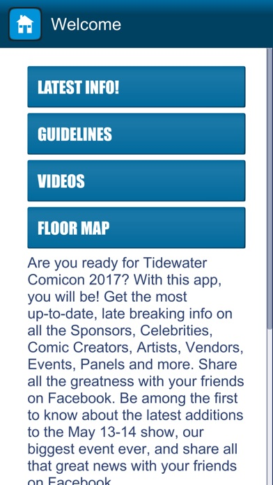 download Tidewater Comicon Mobile App apps 3