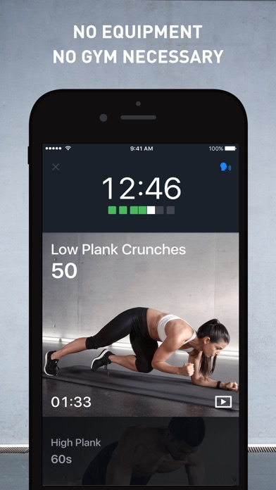 download Runtastic Results Fitness App appstore review