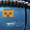VR Shark Cage Pro with Google Cardboard