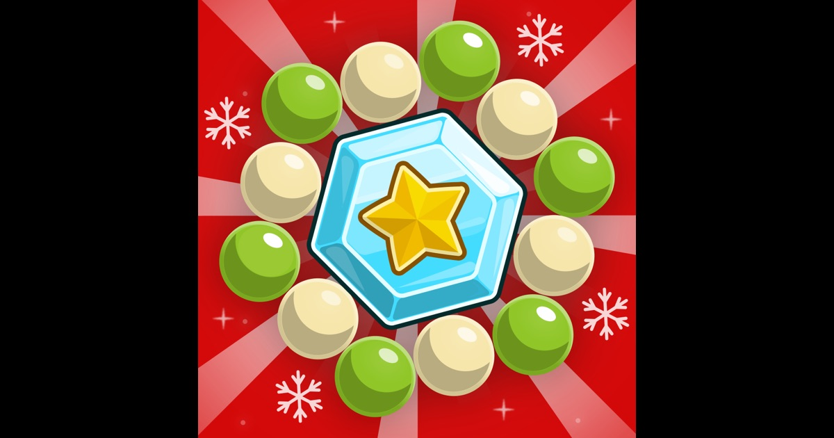 spinning bubble shooter