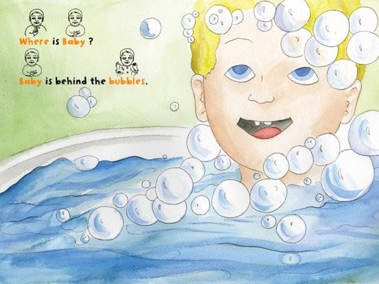 Screenshots for Bath Time Bubbles