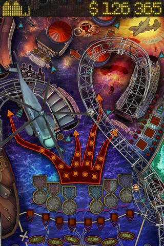 War Pinball screenshot 3