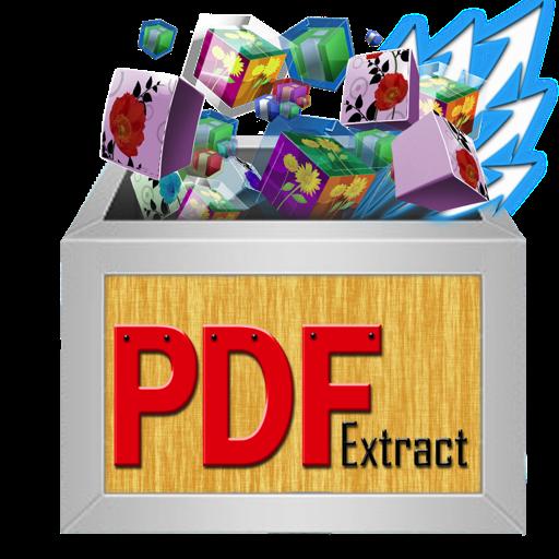 PDF Extract Image Star