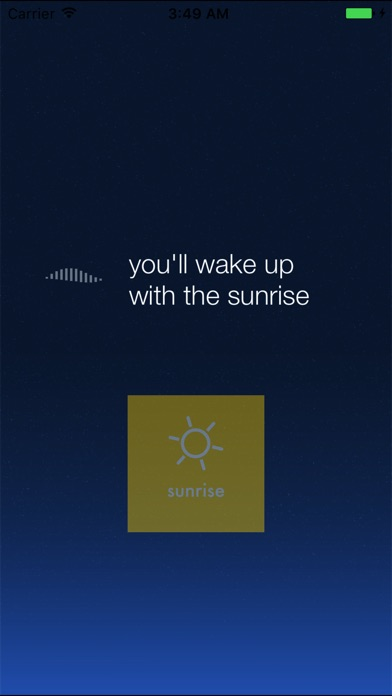 Sunriser Screenshots