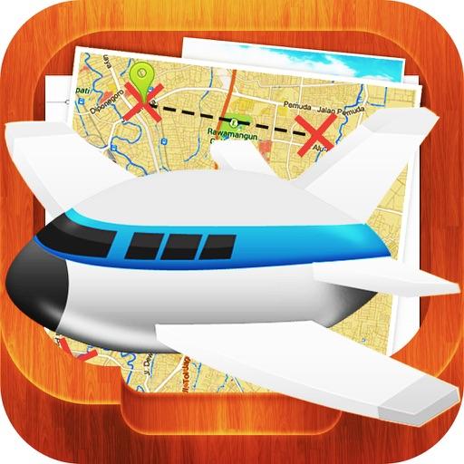 Pro Travel Planner (地图,兴趣点,旅客信息,装箱单,预算,清单和时间表旅行组织者)